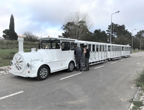 TDI/Deltrain enter North American attractions market with four new land train projects